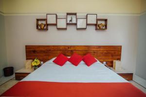 Hotel Meson del Marques, Hotels  Valladolid - big - 33