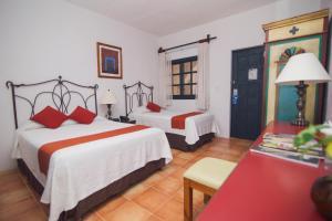 Hotel Meson del Marques, Hotels  Valladolid - big - 23