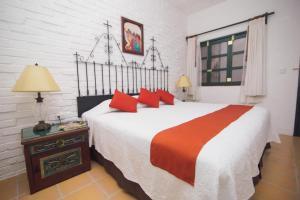 Hotel Meson del Marques, Hotels  Valladolid - big - 13
