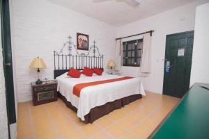 Hotel Meson del Marques, Hotels  Valladolid - big - 18