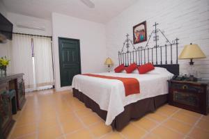 Hotel Meson del Marques, Hotels  Valladolid - big - 4