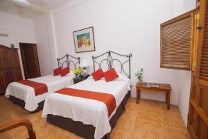 Hotel Meson del Marques, Hotels  Valladolid - big - 34