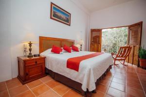 Hotel Meson del Marques, Hotels  Valladolid - big - 16