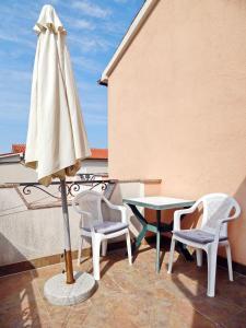 Apartments Fumić, Ferienwohnungen  Mandre - big - 13