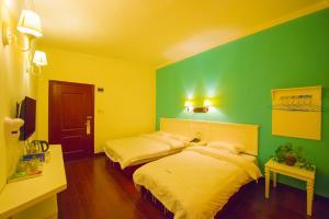 Lucy's Hotel, Отели  Яншо - big - 14
