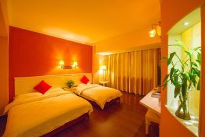 Lucy's Hotel, Отели  Яншо - big - 6