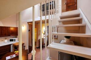 Podere San Giuseppe, Apartmanhotelek  San Vincenzo - big - 53