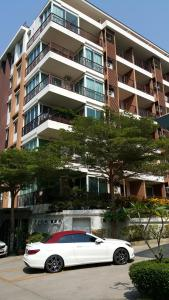 Diamond Suites Condo No.379/42, Apartmány  Pattaya South - big - 55