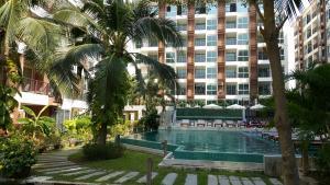 Diamond Suites Condo No.379/42, Apartmány  Pattaya South - big - 58