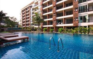 Diamond Suites Condo No.379/42, Apartmány  Pattaya South - big - 59