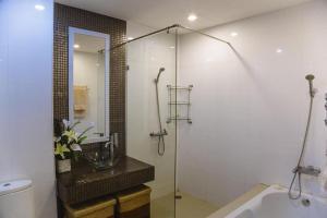 Diamond Suites Condo No.379/42, Apartmány  Pattaya South - big - 62