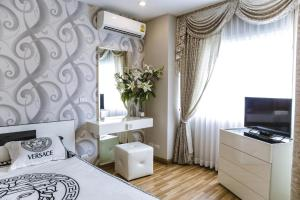 Diamond Suites Condo No.379/42, Apartmány  Pattaya South - big - 70