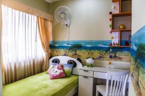 Diamond Suites Condo No.379/42, Apartmány  Pattaya South - big - 72