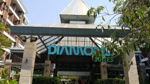 Diamond Suites Condo No.379/42, Apartmány  Pattaya South - big - 81