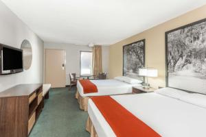 DeluxeDouble Room with Two Double Beds - Smoking