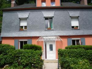 Les Coquillettes, Bed and breakfasts  Honfleur - big - 81