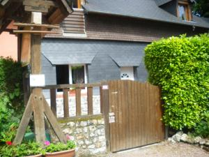 Les Coquillettes, Bed and breakfasts  Honfleur - big - 41