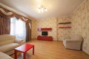 Apartment KvartiroV Vzlyotka, Ferienwohnungen  Krasnoyarsk - big - 27