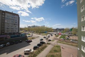 Apartment KvartiroV Vzlyotka, Ferienwohnungen  Krasnoyarsk - big - 23