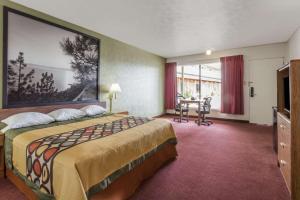 Super 8 by Wyndham Wells, Hotels  Wells - big - 16