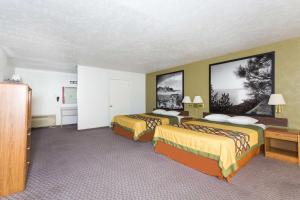 Super 8 by Wyndham Wells, Hotel  Wells - big - 13