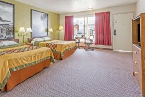 Super 8 by Wyndham Wells, Hotels  Wells - big - 12