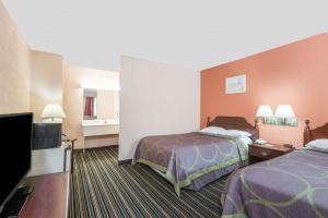 Pokój Dwuosobowy typu Standard z 2 łóżkami podwójnymi - dla niepalących
