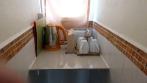 Dvoulůžkový pokoj Superior s oddělenými postelemi a vlastní koupelnou