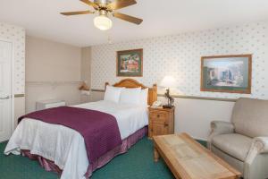 Habitación con cama grande - Fumadores