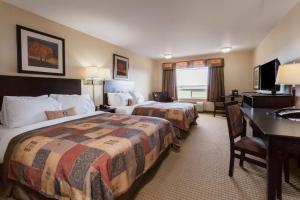2 Queen Beds Suite - Non-Smoking