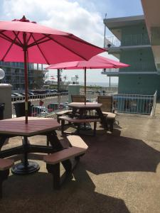 Four Winds Condo Motel, Motels  Wildwood Crest - big - 57