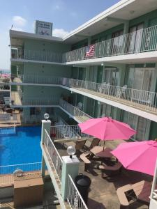 Four Winds Condo Motel, Motely  Wildwood Crest - big - 54