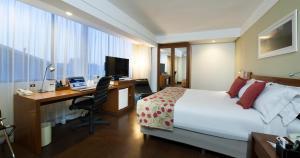 Executive-værelse med kingsize-seng eller dobbeltværelse