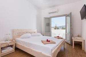 Villa Aegeon Grande, Vily  Megalokhori - big - 39