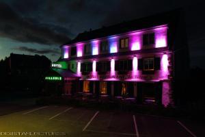 Hôtel Restaurant et Spa Au Tilleul, Hotely  Labaroche - big - 38