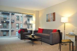 Modern Loop Apartments, Aparthotels  Chicago - big - 30