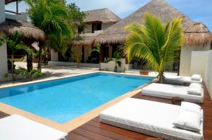 Tierra del Mar Hotel - Adults Only, Hotely  Holbox Island - big - 29