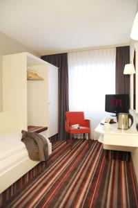 Mercure Hotel Bad Homburg Friedrichsdorf, Szállodák  Friedrichsdorf - big - 4