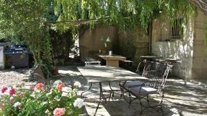 Le Moulin de Payan, Prázdninové domy  Mouriès - big - 12