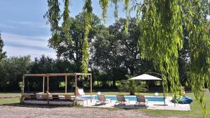 Le Moulin de Payan, Prázdninové domy  Mouriès - big - 11