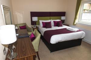 Park Hotel, Отели  Montrose - big - 21