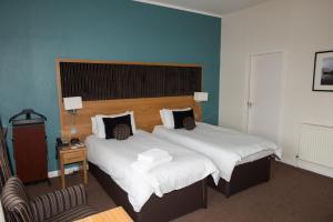 Park Hotel, Отели  Montrose - big - 40
