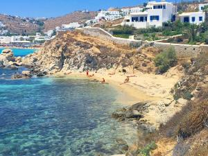 Only yours , Mykonos, Apartments  Paraga - big - 80