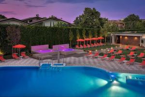 Hotel Eliseo Terme, Szállodák  Montegrotto Terme - big - 38