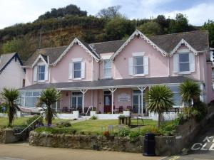 Pink Beach Guest House, Гостевые дома  Шанклин - big - 29