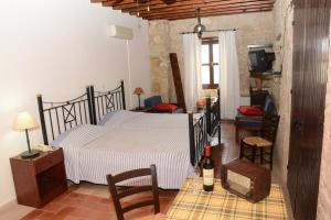 Amarakos Guesthouse, Affittacamere  Kato Akourdalia - big - 14