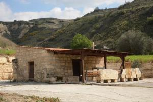 Amarakos Guesthouse, Pensionen  Kato Akourdalia - big - 27