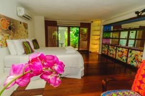 Les Jardins de Rio Boutique Hotel, Pensionen  Rio de Janeiro - big - 5
