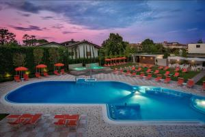 Hotel Eliseo Terme, Szállodák  Montegrotto Terme - big - 45