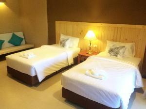 Cha-am Country Home, Resort  Petchaburi - big - 8
